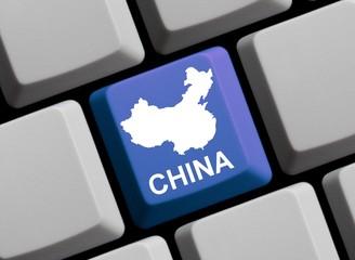 Alles über China im Internet