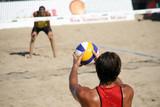 Fototapeta beach volley
