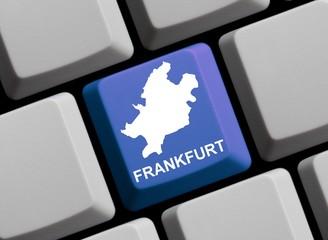 Alles über Frankfurt im Internet