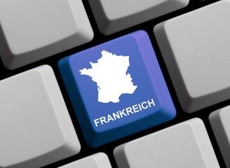 Alles über Frankreich online
