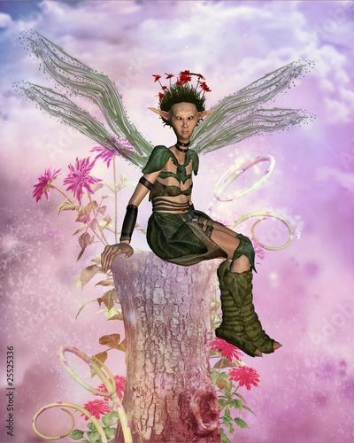 Fototapeten,11,fairy,pilsener,ranke