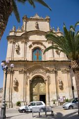 Scicli: Chiesa del Carmine