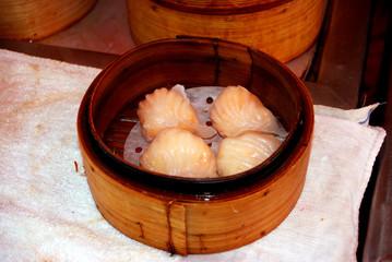 Dim sum, Yung Shue Wan, Hongkong