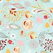 Autumn Flower texture