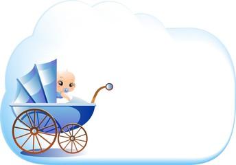 Neonato Maschio-Baby Boy-3-Vector