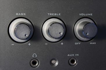 Controlli audio (2)