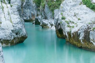 Turquise water
