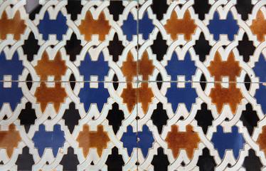 Wandkeramik Sevilla 2