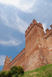 watchtower of gradara' s castle in rimini