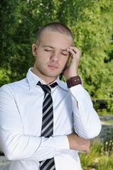 business headache