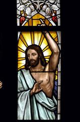 Gloria - Jesus zeigt himmelwärts - Auferstehung