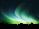 Fototapety Northern lights