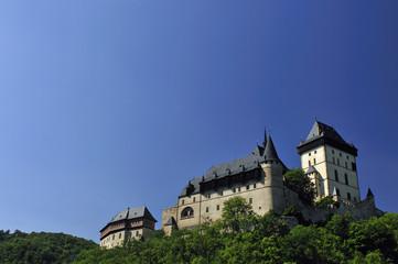 Burg Karlstein, Castle Karlstejn (Czech Republic)