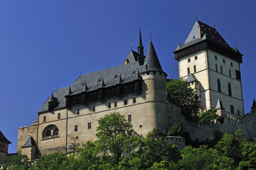 Castle Karlstejn (Czech Republic) / Burg Karlstein (Tschechien)