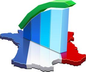 Statistiques française à la hausse (détouré)