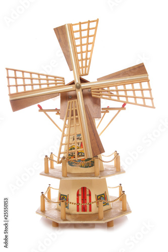 Dutch windmill ornament