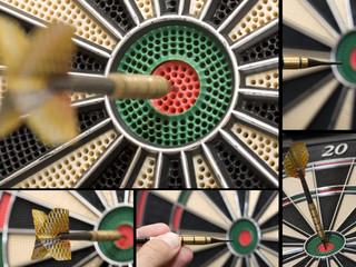 background dart
