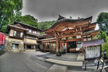 高尾山のお寺