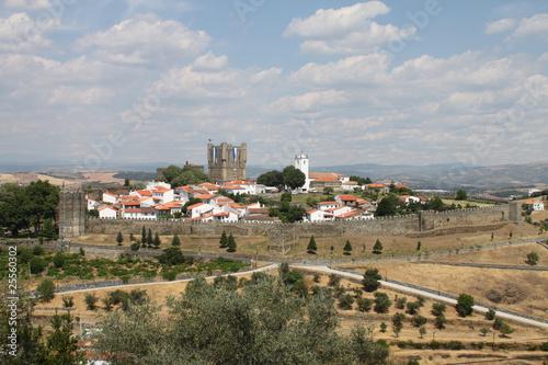 Papiers peints Fortification Citadelle de Bragance