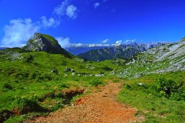 Berge am Achensee