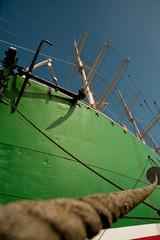 Segelschiff Detail