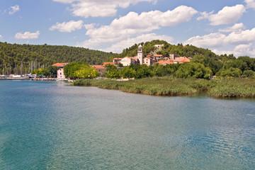 Skradin, Nationalpark Krka, Kroatien