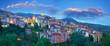 Panorama Blue Hour at Elba Island, Tuscany
