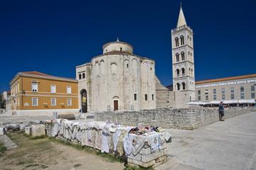 Zadar city center