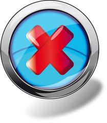 pulsante x