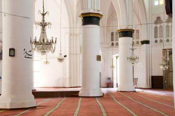 interior selimiye mosque st. sophia cathedral lefkosia nicosia c