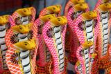 Cobras en bois poster
