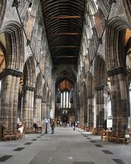 St. Mungo's Cathedral, Glasgow, Scotland