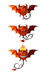 Red demon set