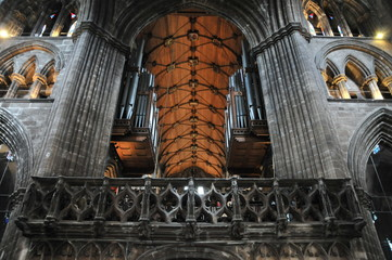 St. Mungo's Cathedral, Glasgow, Scotland
