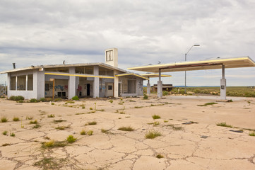 Ghost of Route 66