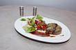 Plat de viande cuisiné