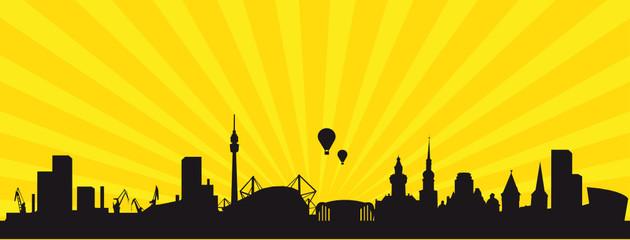 Dortmund Schwarz-Gelb
