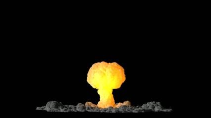 Atomexplosion - Color + Alpha Layer