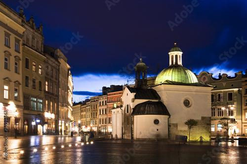 Kraków Rynek © TRick