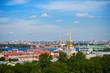 Saint-Petersburg's Historical Centre
