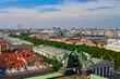Panorama Of Saint-Petersburg
