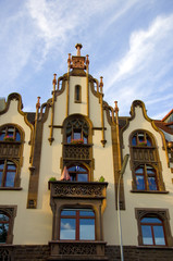 Altbau in Konstanz