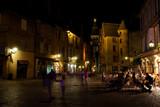 Tourisme nocturne à Sarlat poster