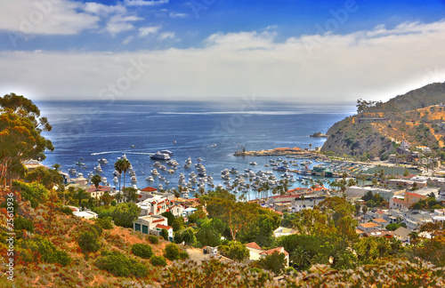HDR Image of Avalon Santa Catalina