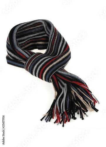 шапки и шарфы, шарф мужской спицами.