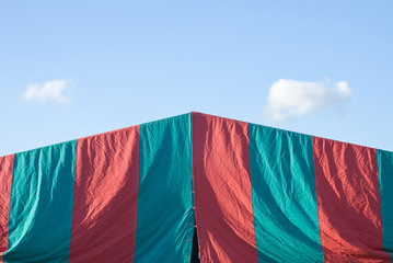 Circus Tent Abstraction