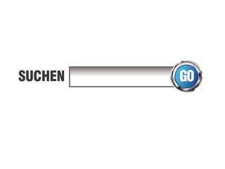 GO - Webdesign Suchbutton