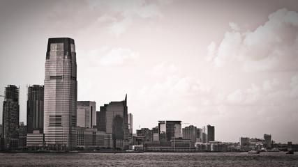 Skyline von New Jersey, New York