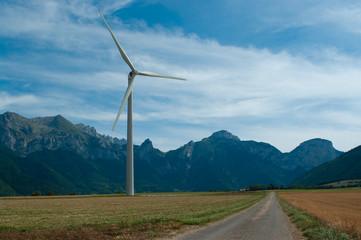 éolienne - wind turbines