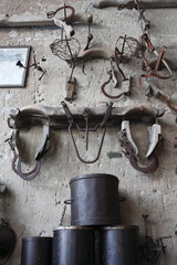 oggetti antichi rurali